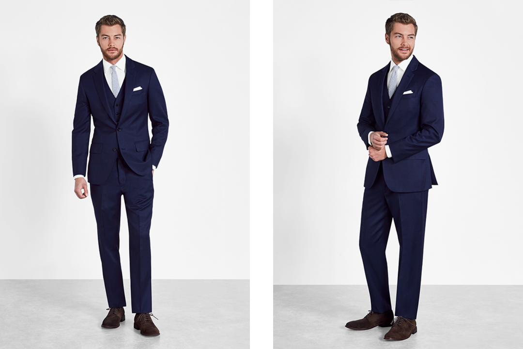 f5e991c416 Probably the surest bet of any casual suit on our list is the grey suit