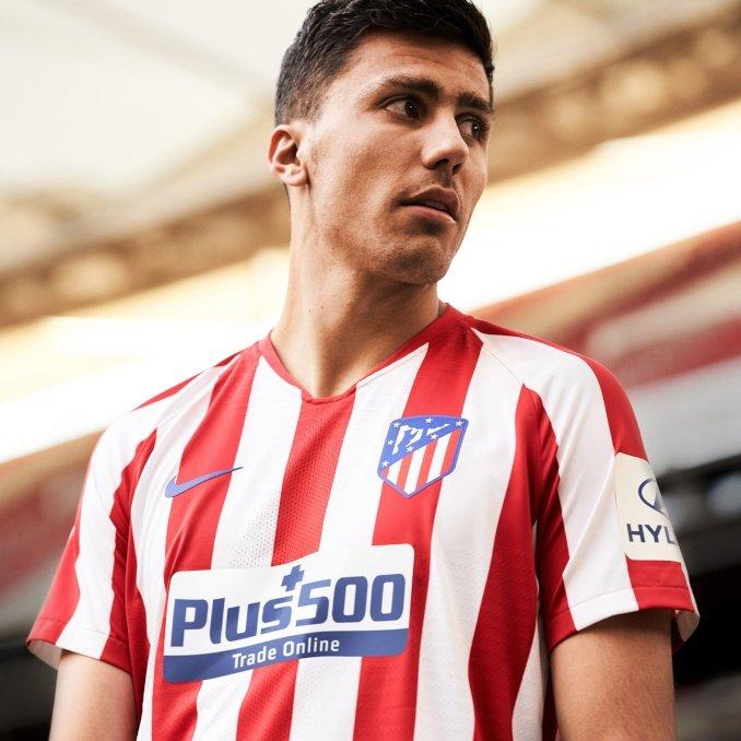 Camiseta de la primera equipación 2019-2020 del Atlético de Madrid