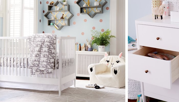 Neutral Nursery Design & Inspiration | The Land of Nod