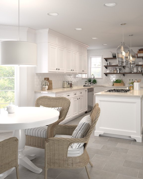 Kitchen Lighting Guide How To Plan Light Your Kitchen Lumens Com