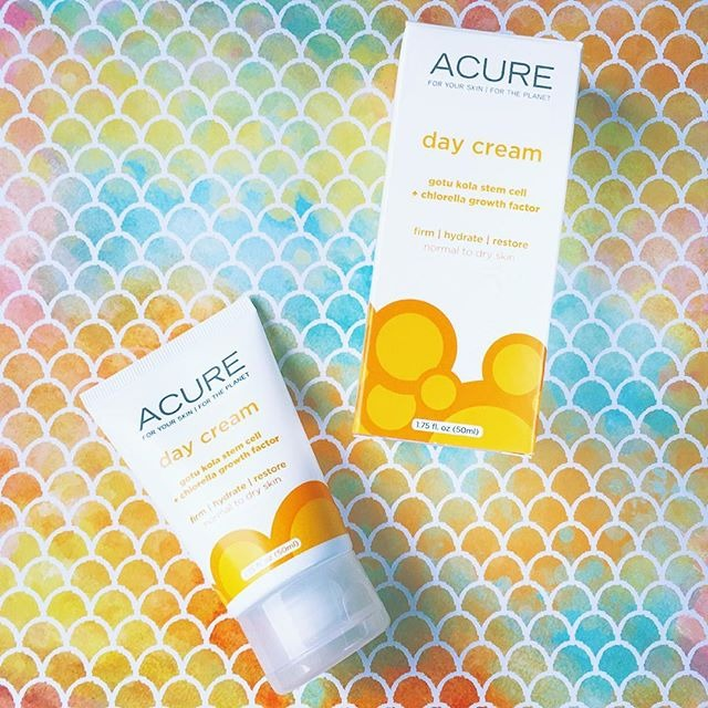 Acure Organics Day Cream Gotu Kola Stem Cell + 1% CGF
