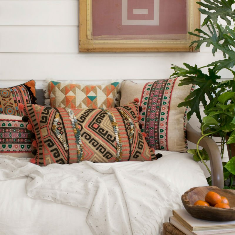 How To Create A Boho Bedroom In 5 Easy Steps