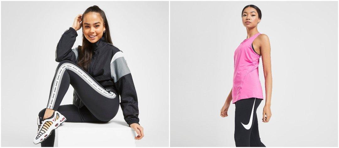 treenivaatteita Nikelta