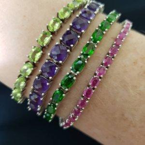 Tennis Bracelets | JTV com