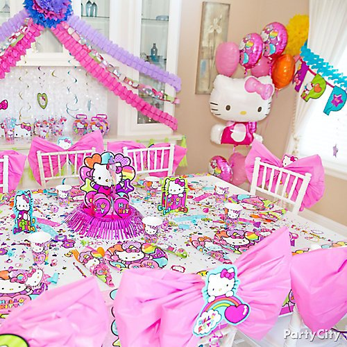 Hello Kitty Party Ideas Party City