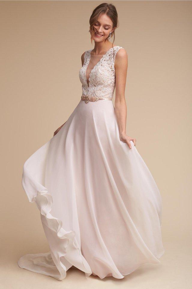 Top Loved Pinterest BHLDN Dresses Chosen by You | BHLDN