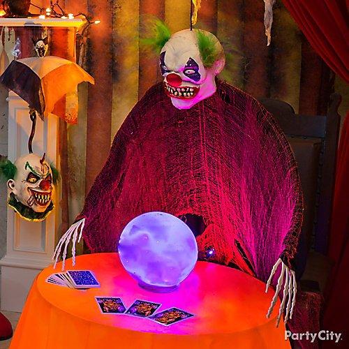 diy creepy carnival decorations www