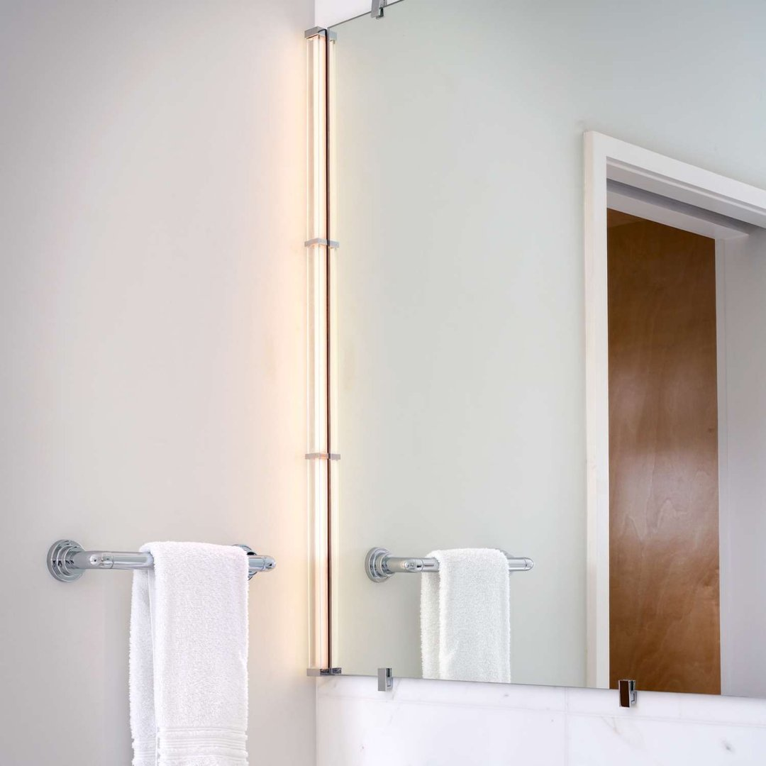 bathroom light strip bathroom lighting ideas for small bathrooms ylighting 10871