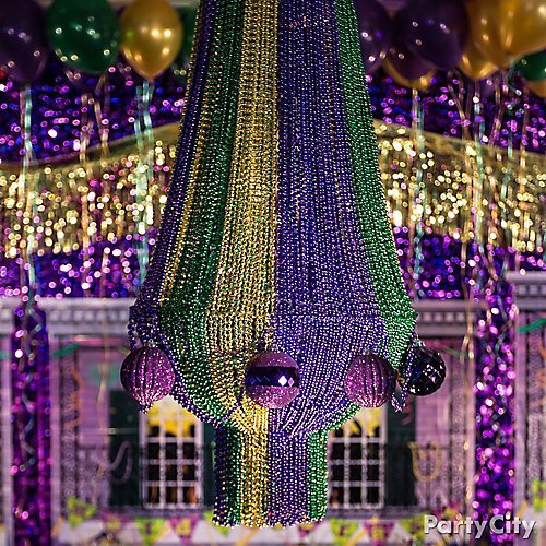 Mardi Gras Decorating Ideas | Party City