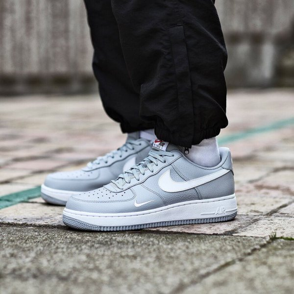 Nike Air Force 1  07 in Wolf Grey. Hit the link in bio c101f0e0ed