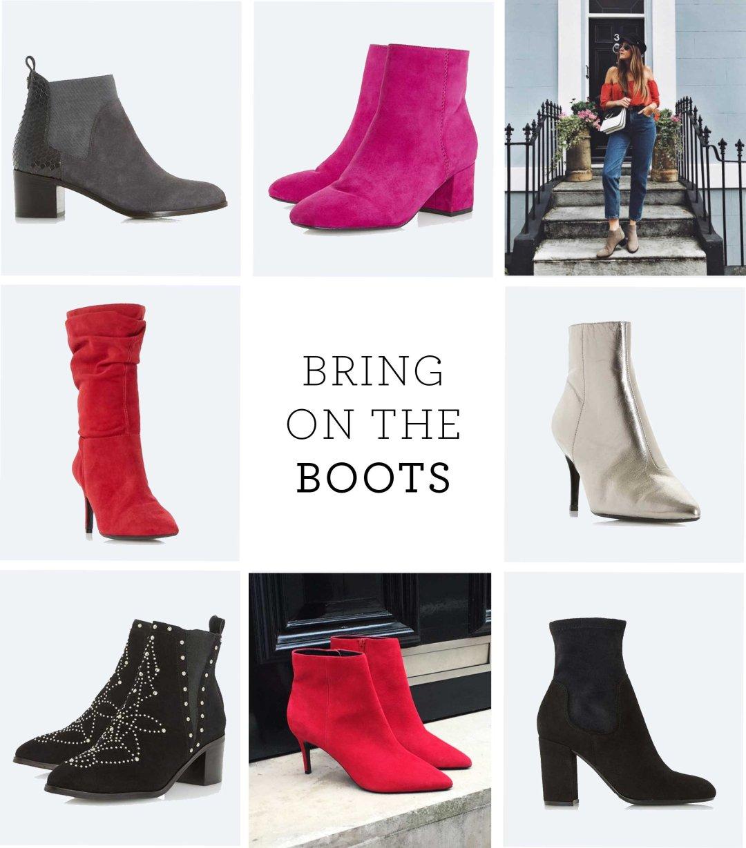 d1de5d75f28 Ladies Must Have Boots | Dune London