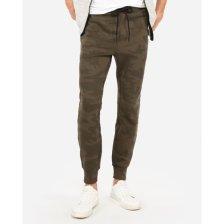 Shop Camo Double Knit Jogger Pant Green Men's XL and more