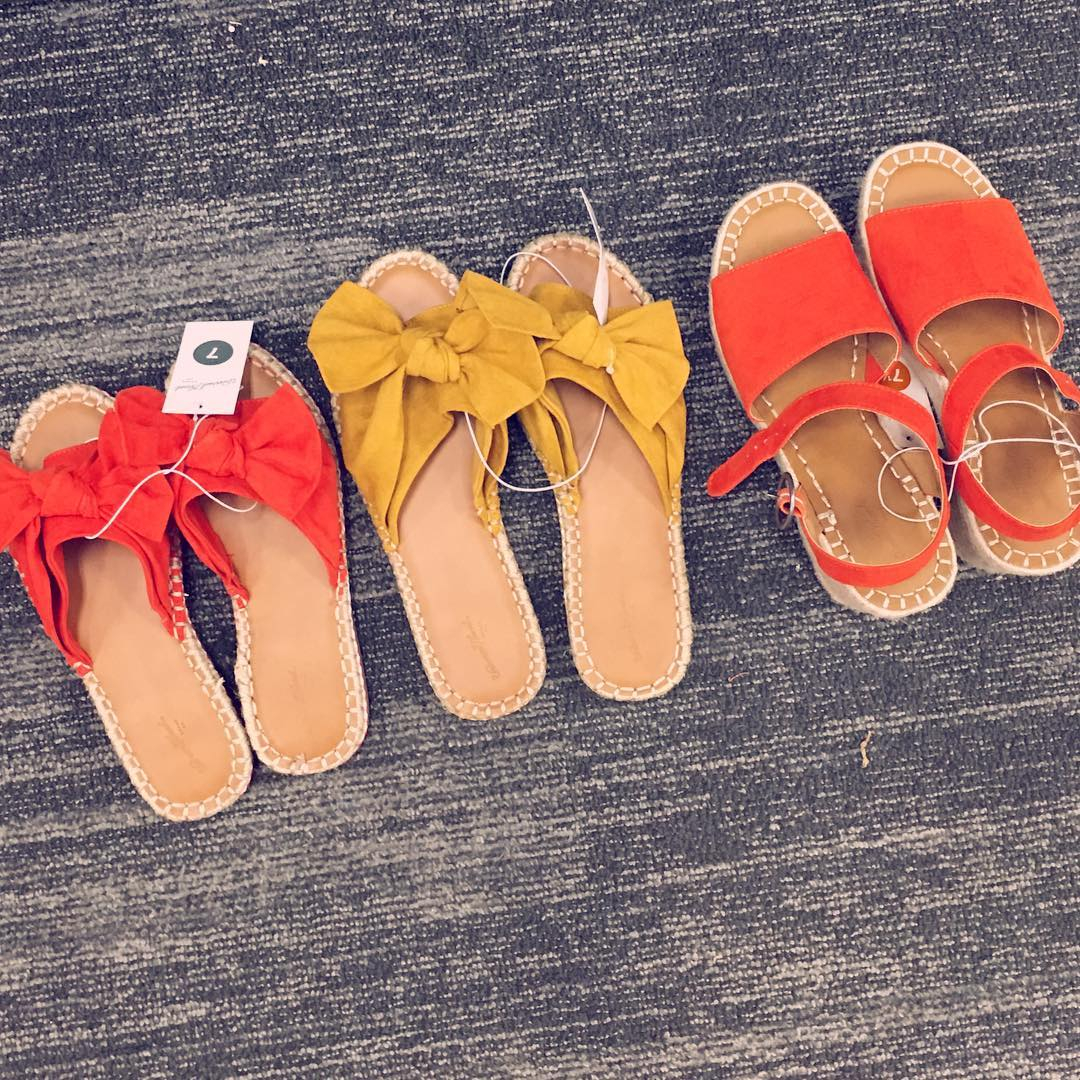 5ef7f3df3f7e ... Women s Sigma Espadrille Knotted Bow Sandals - Universal Thread! see  all your loves · instagram photo by  targetattheorchard. instagram photo by    ...