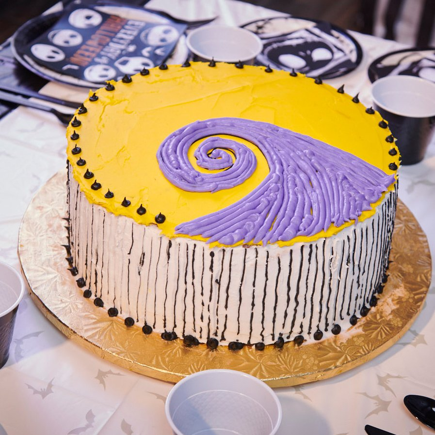 This Nightmare Before Christmas Party Is Every Fan S Dream