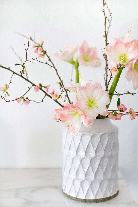 Spring Floral Arrangements Crate And Barrel Blog