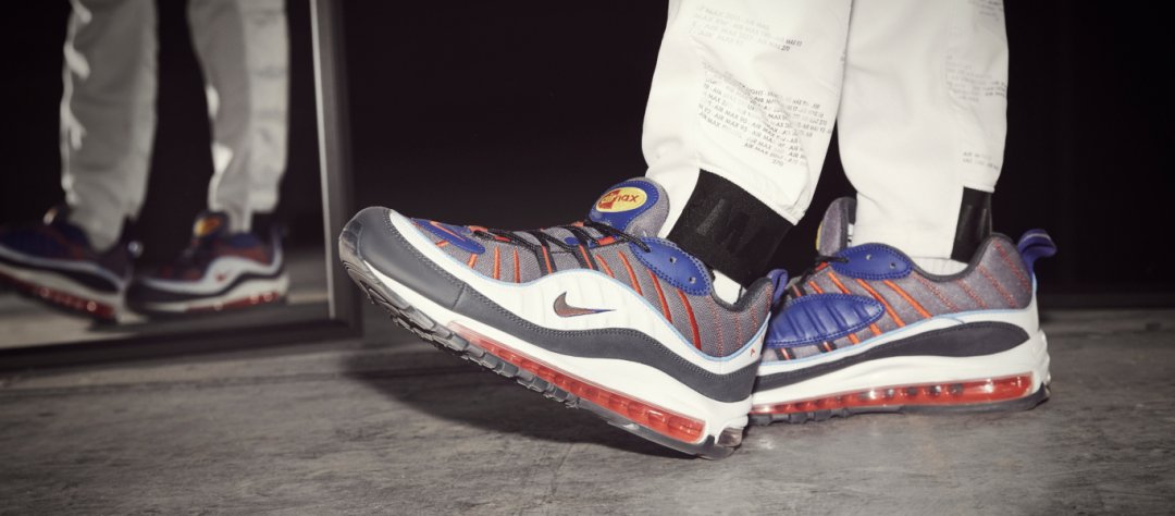 Nike Air Max 98 'Phoenix'