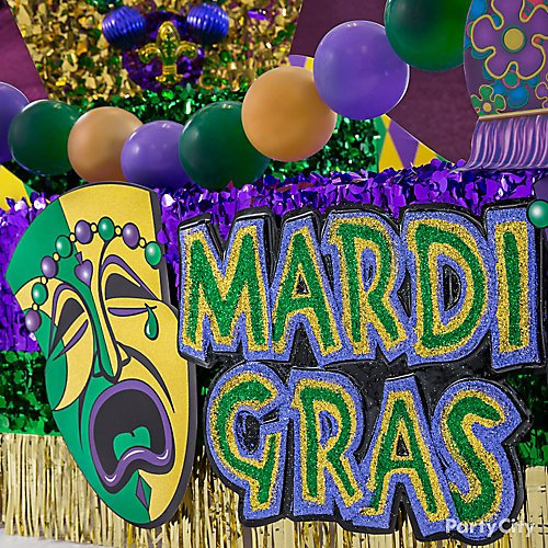 Mardi Gras Parade Float Ideas | Party City