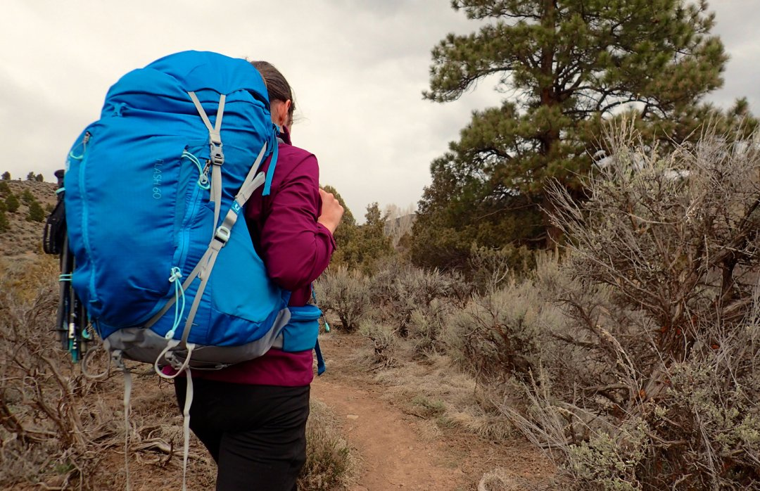 cd2c98f5a5 Gear Review  Women s REI Flash 60 Pack