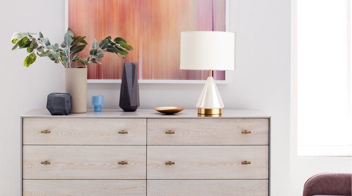 How To Style Your Dresser West Elm