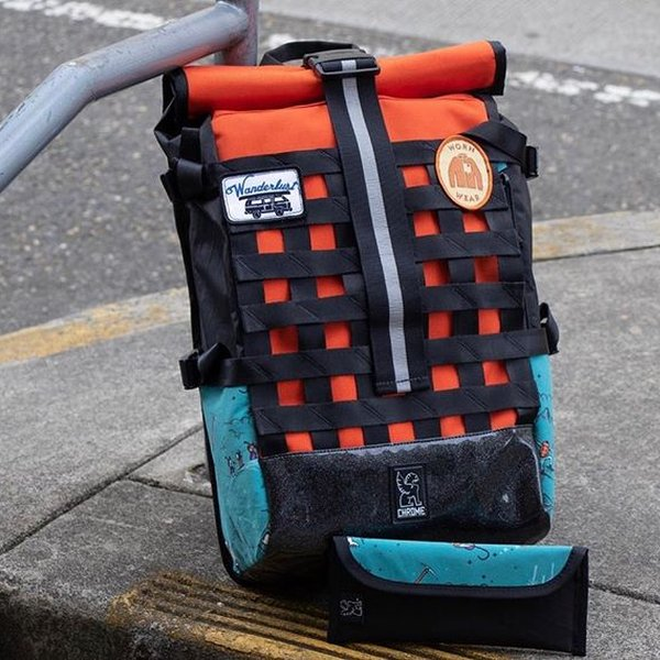 Messenger Bags, Backpacks & Tech Gear | Chrome Industries