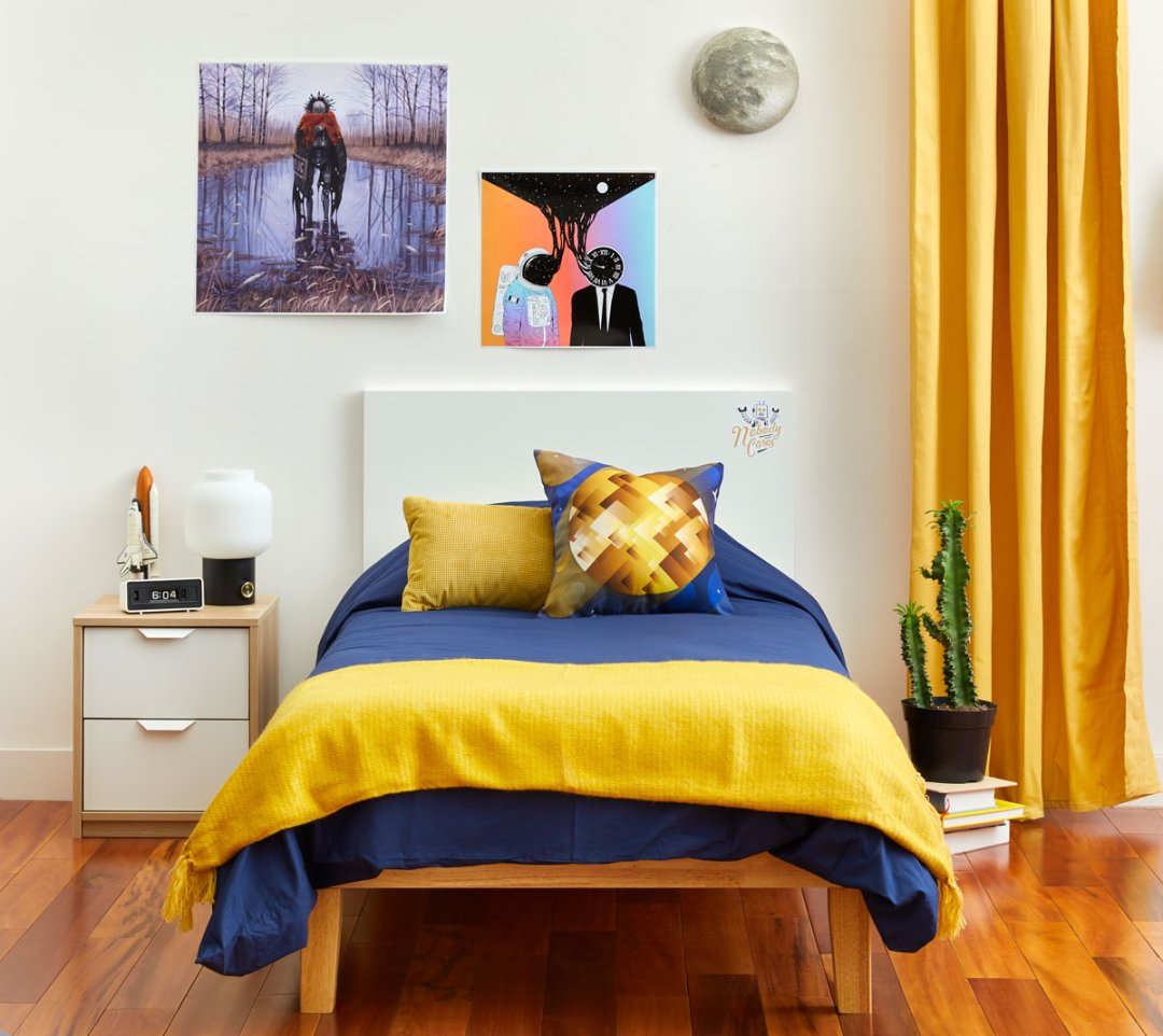 50 Dorm Room Ideas to Inspire the Uninspired » Redbubble Blog