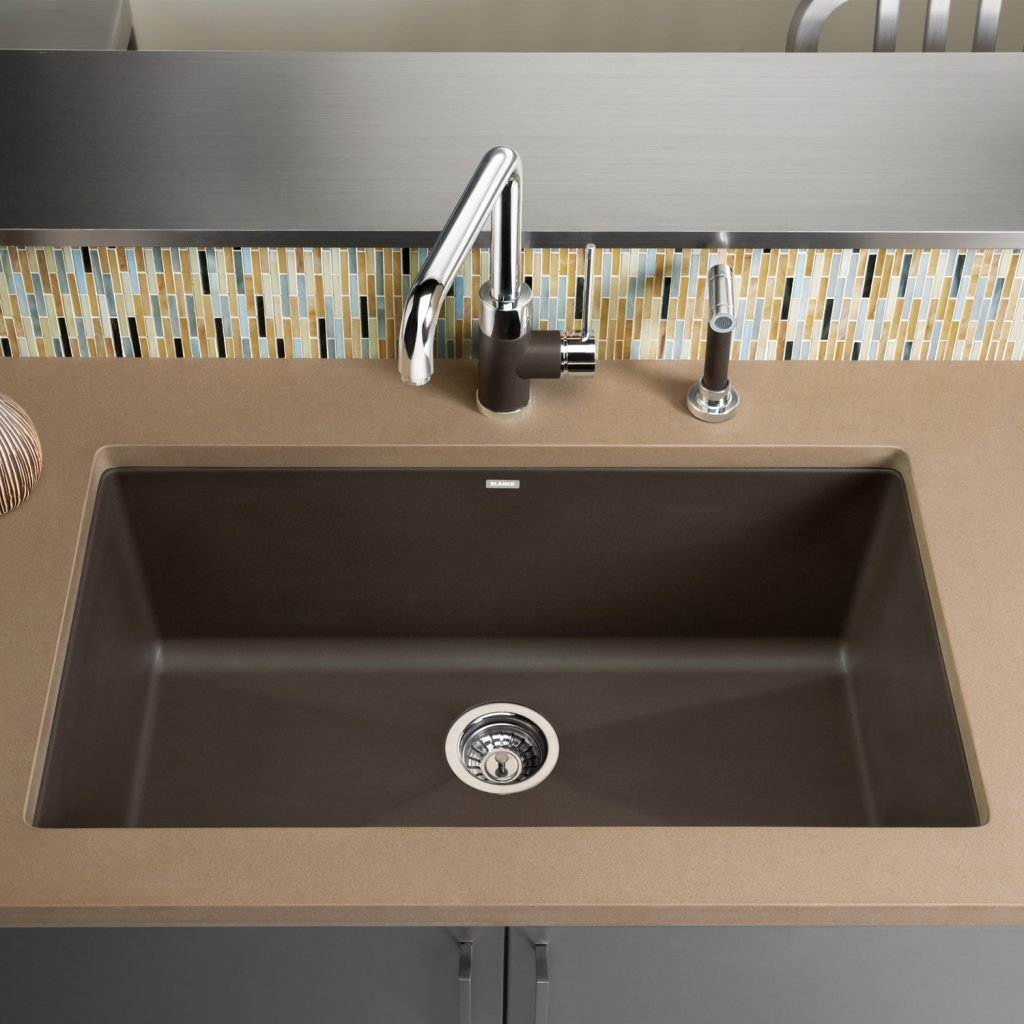 Different Types Of Kitchen Layouts: A Guide To Kitchen Sink Types: Design, Materials & Sizes