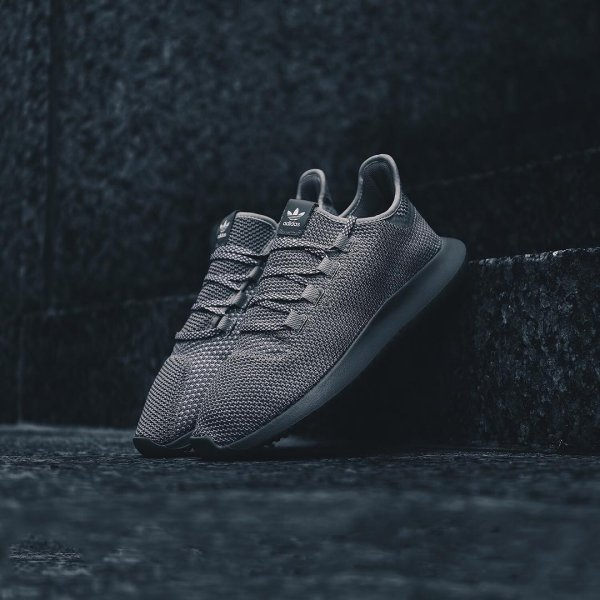 The Adidas Tubular Shadow makes a return to VILLA in a Grey colorway! Link  in