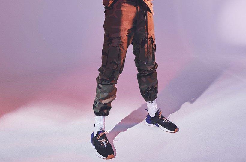 free shipping efbd8 d1b87 Nike Huarache Drift: the evolution of an unlikely classic
