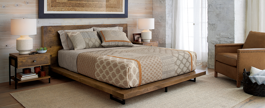 Bedroom Decorating Ideas And Tips Crate And Barrel