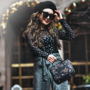 Oh my STARS ⭐ sharing the bodysuit and glitter pants that aren t just e99c56a26