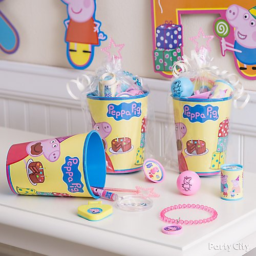 Peppa Pig Party Ideas Party City