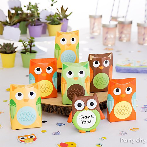 Woodland Baby Shower Ideas Party City