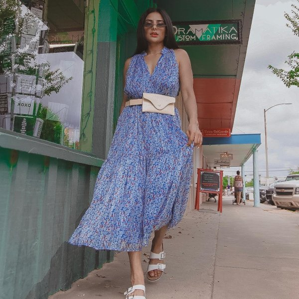 6f11666210 @stylexkavya's instagram image of Time and Tru - Women Time And Tru Footbed  Slide -