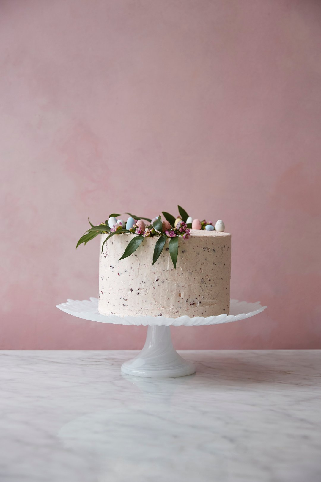 Baking With Lily Vanilli Easter Chocolate Cake Anthropologie Blog