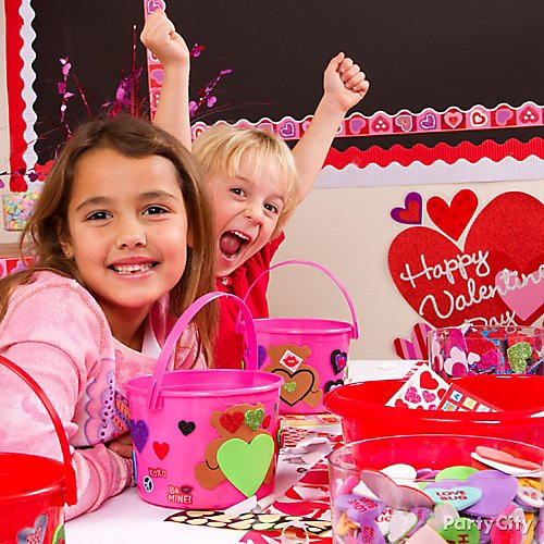 Valentines Day Class Party Ideas For Kids