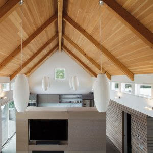 3e5fa30064d This cathedral ceiling view from our Gull Pond project is one of our  favorites. SIPS