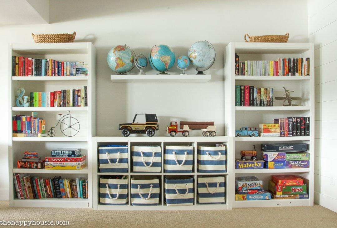 Small Kids Playroom Ideas Reading Areas