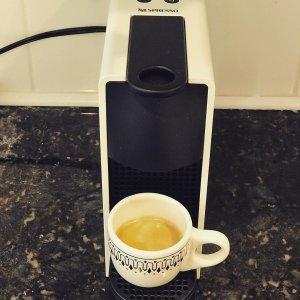 a5d197e233f Nespresso Essenza Mini Espresso Machine by Breville