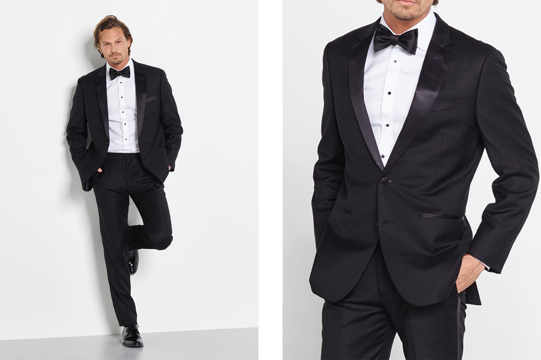 Black Tie Attire For Men: Special Event & Wedding Outfits