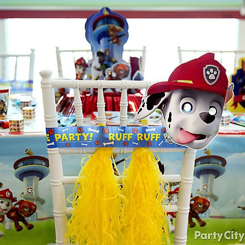 Peachy Paw Patrol Party Ideas Party City Download Free Architecture Designs Scobabritishbridgeorg