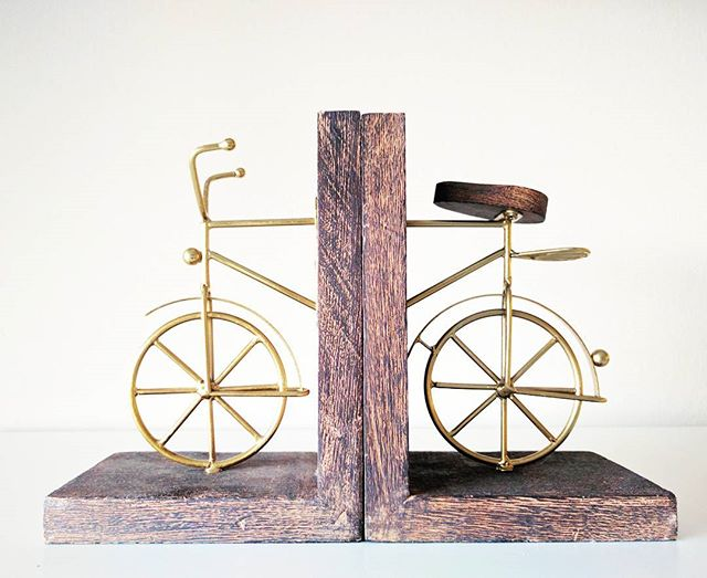 Book End Bicycle Threshold Target