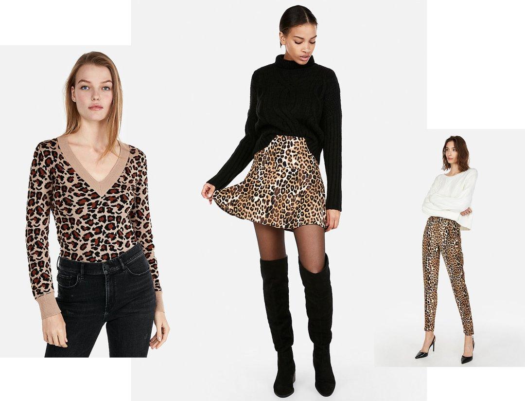 3 Fashion-Forward Ways to Wear Leopard Right Now
