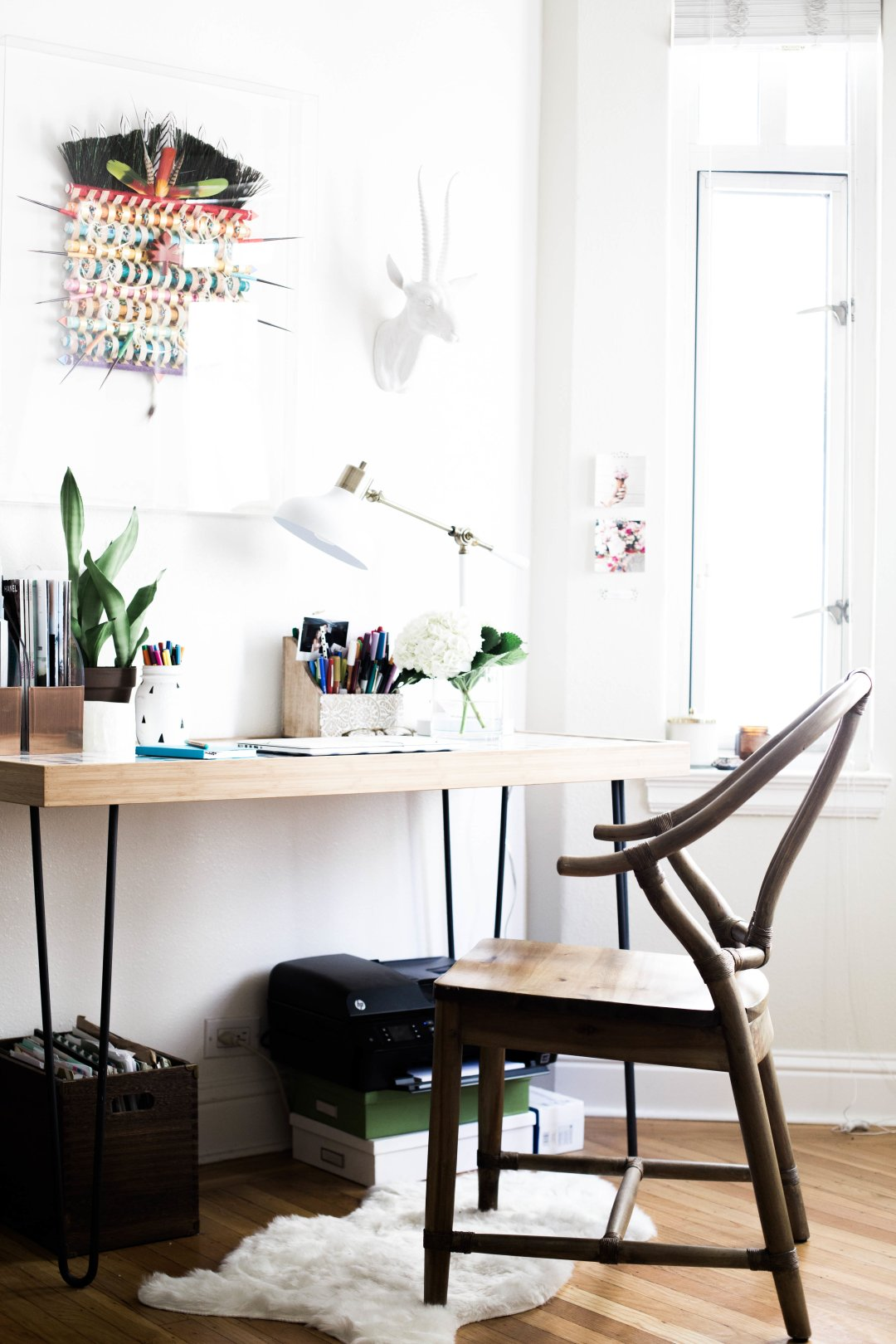Shopping Resources For Polished Bohemian Style Space