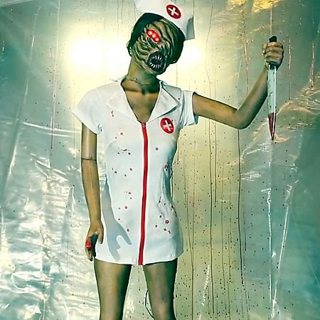 Faceless Nurse