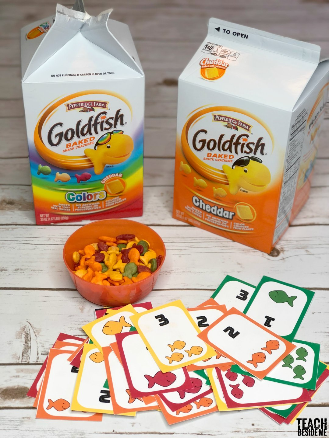 Goldfish catch a number card game for How do you play go fish