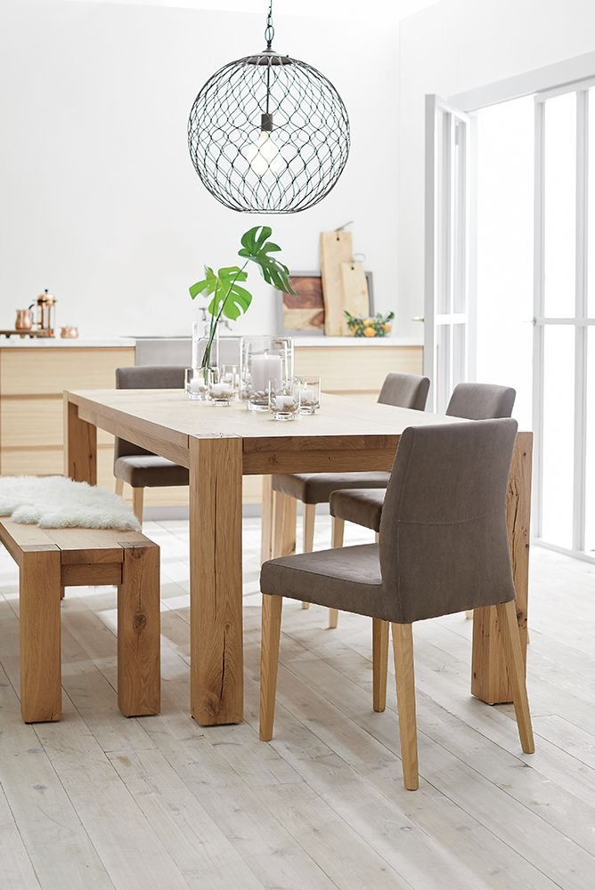 Big Sur Natural Dining Table 149900