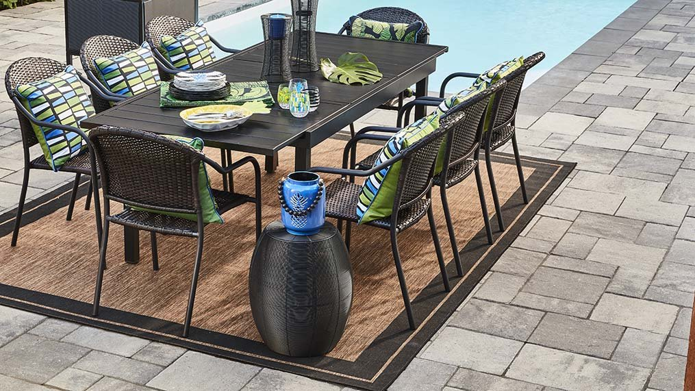 Surprising 10 Perfect Patio Decor Picks Lowes Canada Home Interior And Landscaping Mentranervesignezvosmurscom
