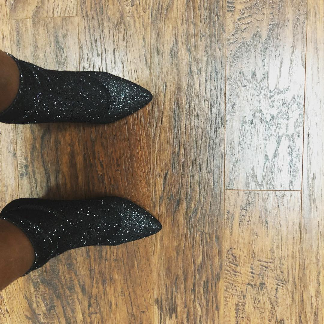 df00f93dfa ... Women's Cady Pointed Stiletto Sock Booties - A New Day! see all your  loves · instagram photo by @lacandiesnicole