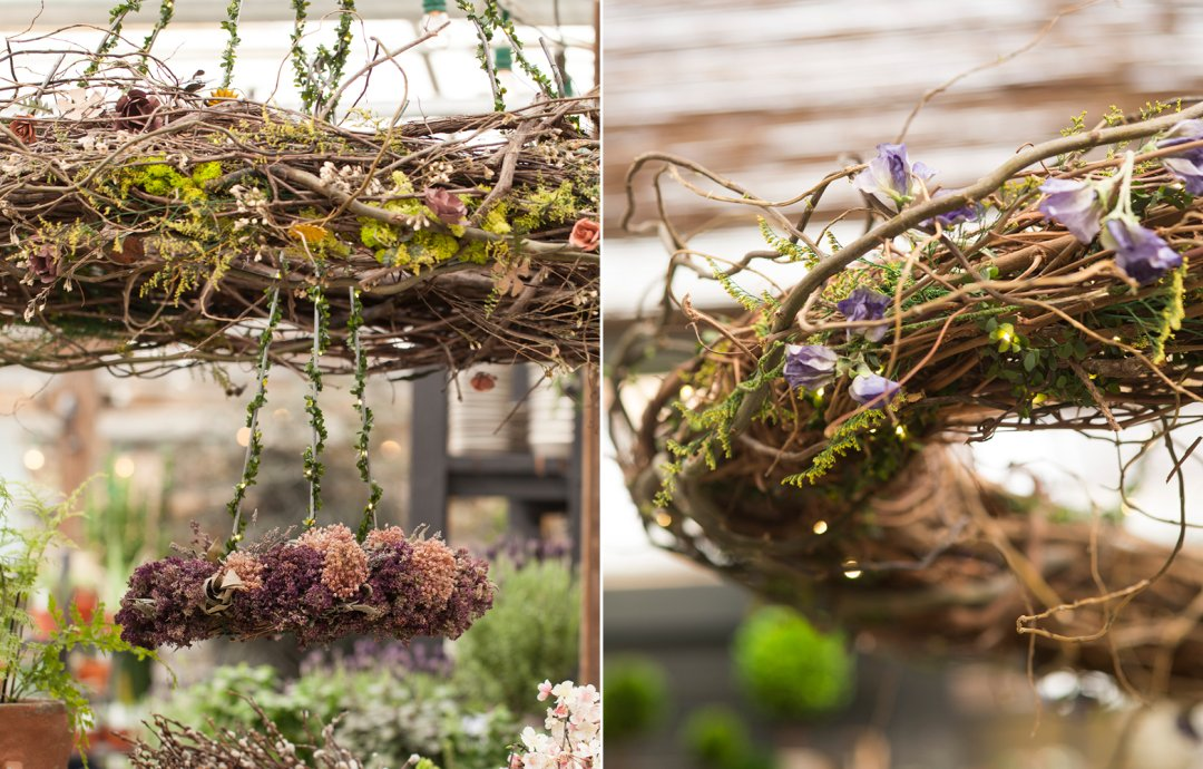 Summer garden chandeliers the blog at terrain shop preserved reindeer moss large and more aloadofball Choice Image