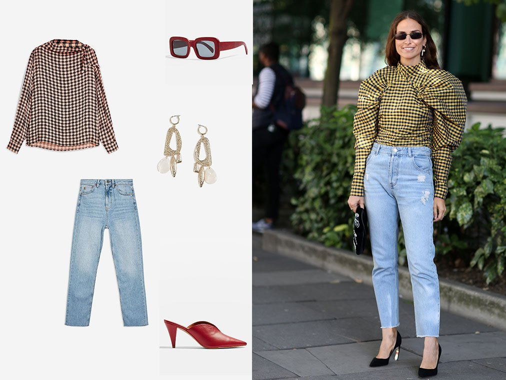 abd449dc706f 3 Ways To Wear Classic Checks With A Twist Inspired By The Street ...